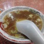 末広亭 - スープ