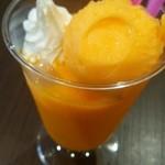 サーティワンアイスクリーム - アイスクリームフロートマンゴー