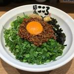 麺屋こころ - 「台湾まぜそば」780円