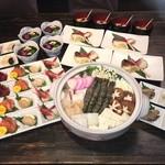 太陽と月 - 和食宴会プラン5000円コースろーすと