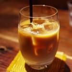 CAFE KICHI - アイスカフェオレ