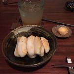 喫茶 苔 - 甘鯛のすりみ焼