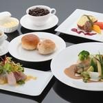 レザンドール - 料理写真:洋食高原ランチ(予約)