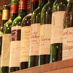 Bistro sobo - ワインもあります