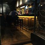 インダストリアル肉バル 夜カフェ DOWNTOWN BEER87 -