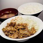 食事処 志野 - 名物ニクシチ! イチオシの一品。米は秋田の無農薬無化学肥料米の提供。