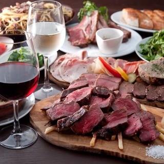 他とは違う上質な熟成肉料理