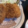 とんかつ かつ吉 - 料理写真:キス、ヒレカツ、かにクリームの定食。。。