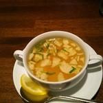 44264071 - スープ