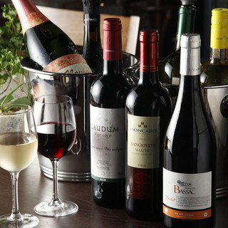 【BIOワイン】天然酵母で自然に仕上げた体に優しいワイン