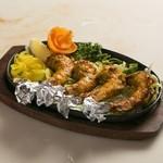 シリ バラジ - 料理写真:タンドーリ シュリンプ