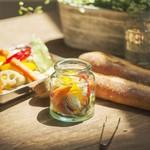 ムロマチカフェハチ - 地野菜のピクルス