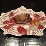 44266429 - のどぐろの炭火焼き!のどぐろは脂の多い魚だが、炭火で脂が落ちて香ばしさがありますね!