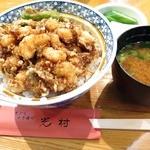 44267779 - かき揚丼(当店名物海老たっぷり)1,300円(税込)
