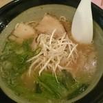44271083 - 中華そば(こってり、ストレート麺)