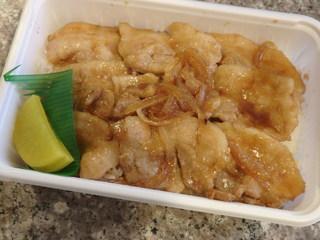 こがねちゃん弁当 - 豚丼 500円