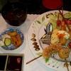 サマルカンド柴藤 - 料理写真:串揚げ定食