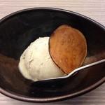 いっしょう - 蕎麦アイス