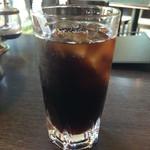 44276556 - F Set(タイラーメン) ¥880 に付くアイスコーヒー