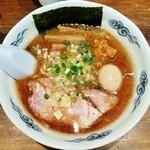 室壱羅麺 - 味玉羅麺