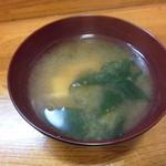 44277164 - 味噌汁