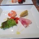blume*PATISSERIE&TRATTORIA - 前菜