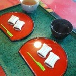 糸切餅 元祖莚寿堂本舗  - 糸切り餅