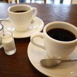 ルスティコ - 食後のコーヒー