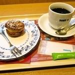 ドトールコーヒーショップ - シューセット