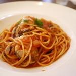 ルスティコ - 広島産大粒カキのスパゲッティー