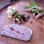 ルスティコ - 前菜4種盛り