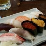 朝市食堂 - 上生寿司