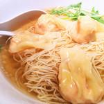 香港麺専家 天記 - 丁寧かつ上品…d(^_^o)