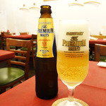 洋食屋 アシエット - ビールは…プレモル!d(^_^o)