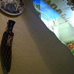 ヒマラヤ - ククリラムが飾られている
