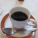 欧風料理 ボンシェフ ミタニ - 最後の飲み物も皆コーヒを選んでしまいました