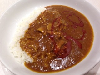 カレーハウス リオ ジョイナス店 - ポークカレー ¥600