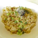 サントリー ザ・プレミアムモルツ オーシャン グリル - 十割蕎麦と牡蠣飯定食