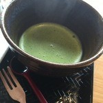 Cafe花しるべ - 抹茶