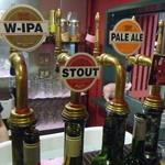 44283887 - 限定と5種類の樽生の箕面ビール