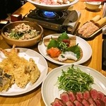 こと平 - 料理写真:スペシャルコース