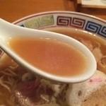 永坊 - 正油ラーメン