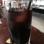 リングアワールドカフェ - アイスコーヒーを買いました♫
