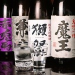 東銀座 羅豚 - 希少な焼酎・日本酒ございます♪