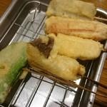 Kushikatsudengana - セット5本盛り