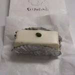 Seiyoukashishirotae - チーズケーキ¥260。