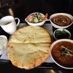 ナン - ネパール家庭料理セット♪