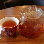 china cafe - バラのお茶 効能付き