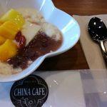 china cafe - 豆花(トーファー)