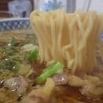 両国食堂 - 中華麺はこんなのです